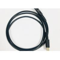 Cheap Soft PVC micro / type-c / 8pin charging cable for mobile phone round for sale