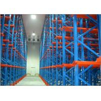 Best Multi Tier Drive In Racking System Anti Rust Colled Roll Steel Q235b Material wholesale
