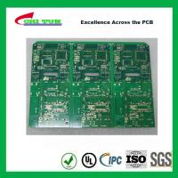 Best Custom PCB Boards Multilayer Pcb Fabrication Aeronautics IMMERSION GOLD + HARD GOLD wholesale