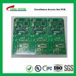 Best Custom PCB Boards Multilayer Pcb Fabrication Aeronautics IMMERSION GOLD + HARD GOLD wholesale