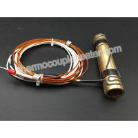 Best Inner Diameter 15MM Press In Brass Coil Heaters With Thermocouple J wholesale