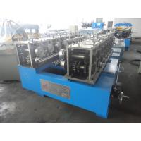 Standing Seam Roof Panel Roll Forming Machine Container Fix Type PPGI PPGL 320-400 Mpa