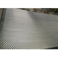 Best 18mm × 50mm Expanded Metal Wire Mesh Diamond Hole With 2 mm Thickness wholesale