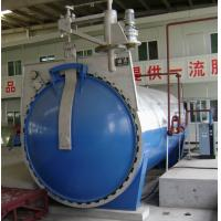 Buy cheap Glass Laminating Autoclave with electrial hydraulic pressure opening door for from wholesalers