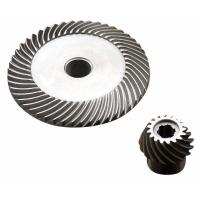 China Spiral bevel gear and bevel gear shaft on sale