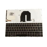 China 5330m Black Spanish Laptop Keyboard For HP , Frame LED Light Keyboard on sale