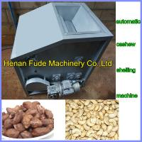 Quality automatic cashew nut shelling machine, cashew sheller wholesale