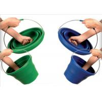 Best Large 10L Folding Silicone Water Bucket For Household , Eco - Friendly wholesale