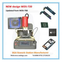 Buy cheap Factory Price Automatic Mobile Phone BGA Rework Station WDS-720 For iphone ipad Macbook Logic Board Repair from wholesalers