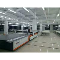 Quality Straight Knife Fabric Cutting Equipment wholesale