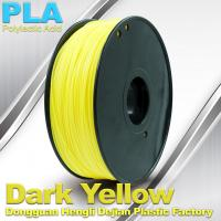 Best Diameter 1.75mm / 3.0mm 1.0KG / roll PLA Filament For 3F Printer In Stock wholesale