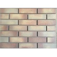 Best Heart Resistant Solid Exterior Thin Brick For Wall Decorative wholesale