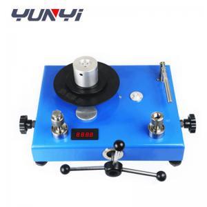 Best dead weight pressure gauge tester wholesale