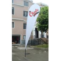 Best Knitted Fabric Outdoor Advertising Flags And Banners Luxury Cross Base wholesale