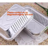 Best airline disposable aluminium, aluminum foil container for food packaging, kitchenware, tableware, disposable, takeaway wholesale