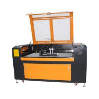 Best Low Cost 1300*90mm Steel Wood Acrylic Co2 Laser Cutting Machine with Double Heads wholesale