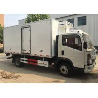 Best Low Temperature Refrigerator Truck / LHD 4X2 Refrigerated Food Truck wholesale