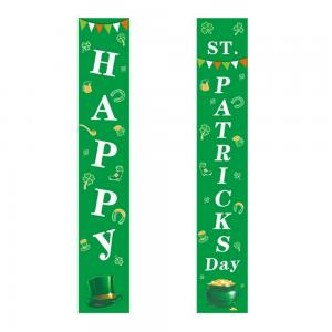 Best St Patricks Day 12.2x70.87'' Decorative Garden Flags wholesale