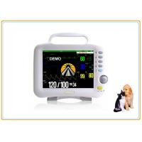 Best Bedside Veterinary Patient Monitor , 10.4 Inch Screen Veterinary Ecg Monitor wholesale