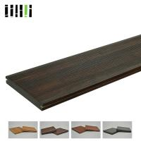 Non Deformation Bamboo Wood Panels Corrosion Resistance 18mm Thickness