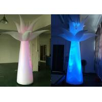 Best Palm Tree Shaping Light Up Inflatables Customized Height For Promotion Campaigns wholesale
