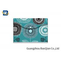 China Plastic File Bag 3D Lenticular Printing Service 0.45mm PET Thickness Long Lifespan on sale