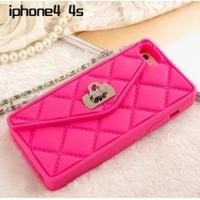 Cheap handbag silicone phone case for Iphone 4/4s/5 for sale