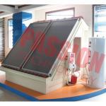 Best 300L Flat Panel Split Pressure Solar Water Heater for Demestic Hot Water wholesale