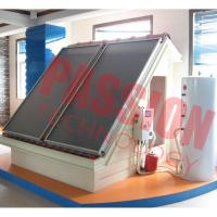 Best 300L Flat Panel Split Pressure Solar Water Heater for Demestic Hot Water wholesale