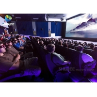 Best Specific Effects 3d Cartoon Movie , 3d Cinema System Equipment wholesale