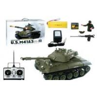 Buy cheap RC tank with smoke---U.S.M41A3 from wholesalers