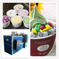 China paper cup forming machine, automatic high speed paper ice cream tea coffee cup forming machine 50ml to 850ml on sale