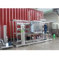 China Industrial Water Treatment Plant Reverse Osmosis System Water Purification on sale