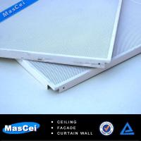 Best Aluminum Ceiling Tiles and Aluminium Ceiling for Insulation Suspended Ceiling Tiles wholesale