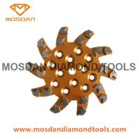Best 10'' Metal Grinding Plate with 20 Arrows Seg for Small Grinders wholesale