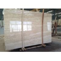 Best Travertine Romano  Natural Stone Tiles Half Slab Size 180-240 X 60/70/80 X 2/3cm wholesale