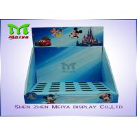 Best OEM Shoes Tapes Counter Top Display Stands Shelf For Disney Toys wholesale