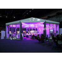 Best New Design Trade Show Tents Waterproof Clear Span 5M 10M 15M Ridge Height wholesale