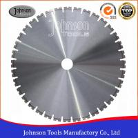 Best 600-1600mm Laser Welded Wall Saw Blades Without Flush - Cut Bolt Holes wholesale