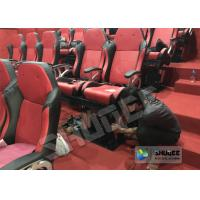 Best Amusement Park 5D Cinema Equipment With Flat Screen / 6 Seats wholesale
