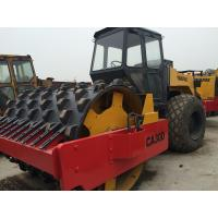 Best Dynapac CA30D Second Hand Road Roller , Pull Behind Rubber Tire Roller For Sale  wholesale