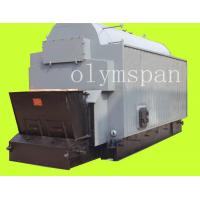 Cheap Electric High Pressure Coal Fired Steam Boiler Efficiency / Steam Heating Boiler for sale