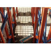 Best 2000 Kg Max Load High Density Drive In Racking Industrial Pallet Racks Heavy Duty wholesale
