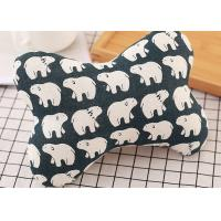 Best Fully Filling Bone Shaped Neck Pillow , Car Seat Neck Pillow For Children wholesale