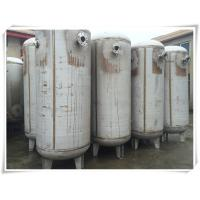 Best 800 Gallon Carbon Steel Replacement Air Compressor Tank High Pressure Filter Separator wholesale