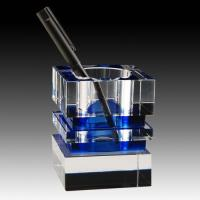Buy cheap Supple crystal penholder from wholesalers