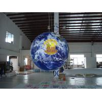 Cheap Waterproof Earth Balloons Globe for sale
