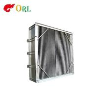 Best Power plant hot water boiler Plate Type Boiler Air Preheater Alloy Steel , Boiler APH Energy Saving wholesale