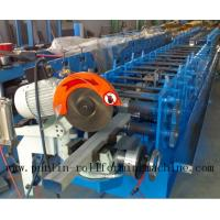 Best Downpipe / Water Pipe / Downspout Roll Forming Machine , Drain Pipe Production Line wholesale