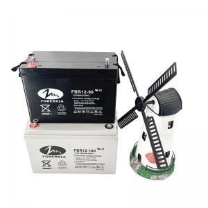 Best 12v 100ah 800A 90ah Gel Deep Cycle Lead Acid Battery Sealed Free Maintenance wholesale